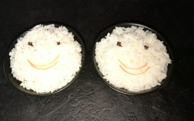Bol de riz du vendredi Saint
