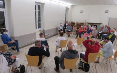 Rencontre des équipes liturgiques « Paroisse Saint Jean-Baptiste des Collines »