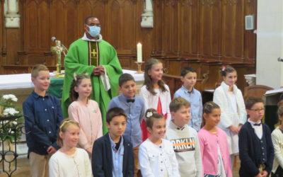 communion du 27 septembre à St-Mars
